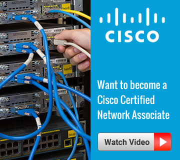 Cisco CCNA Certification Course