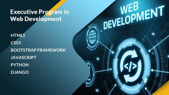 Executive Program in Web Development