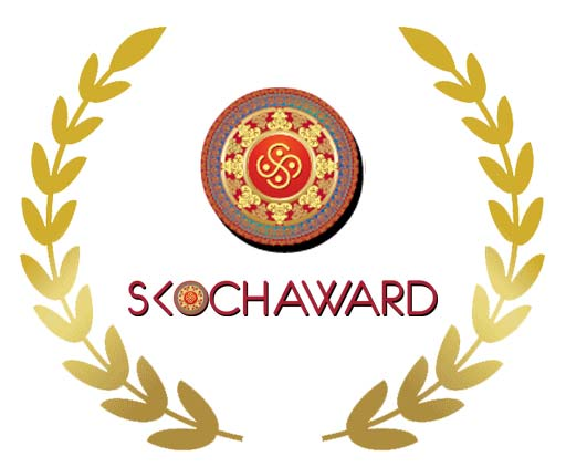 SKOCH AWARD - India's Honest Independent Award