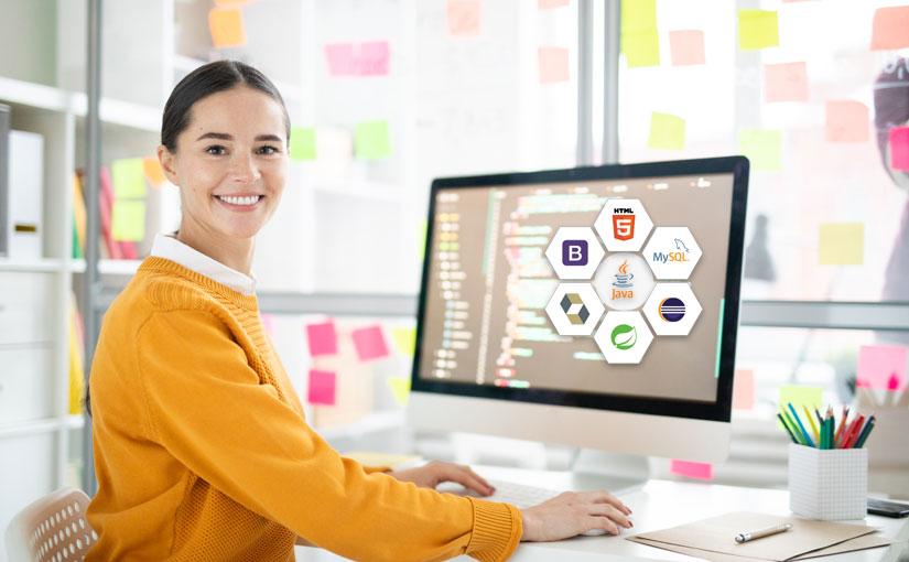 Full Stack Java Developer Online Course