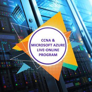 CCNA and Microsoft Azure Live-Online Program