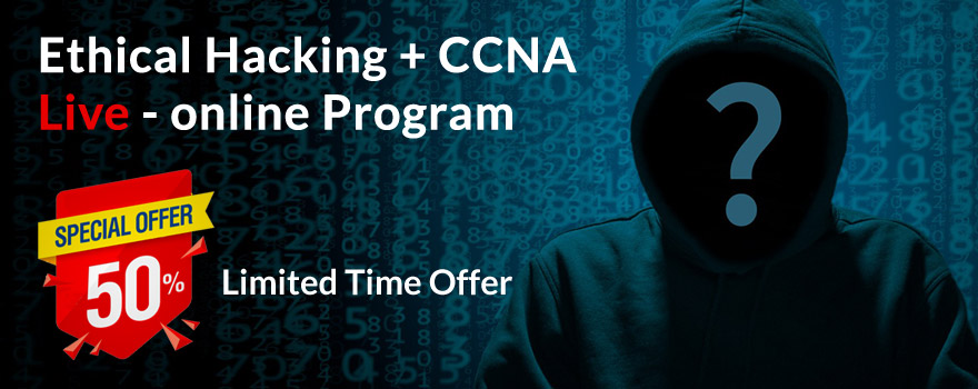 Ethical Hacking and CCNA