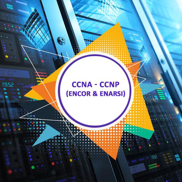 CCNA - CCNP (ENCOR & ENARSI)